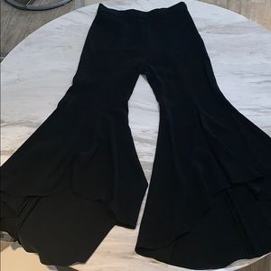 Zara Woman Diana Ross Inspired Pants Flare